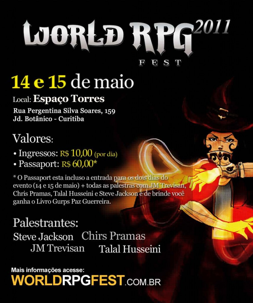 World RPG Fest 2011