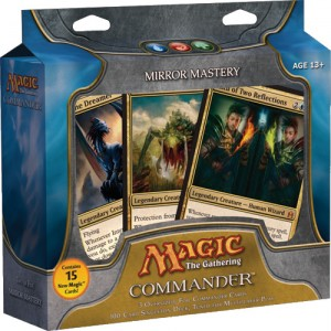 magic commander mirror mastery