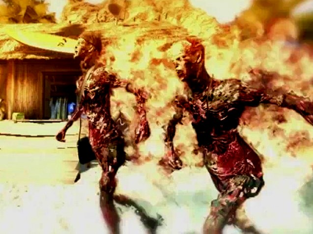 Dead Island Hot Zombies