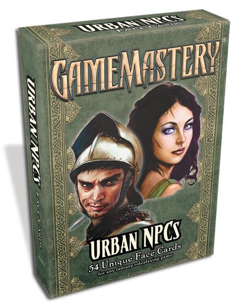 Game Mastery Urban NPCs