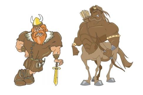Midgard & Mythika