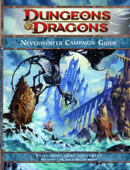 Neverwinter Campaign Guide