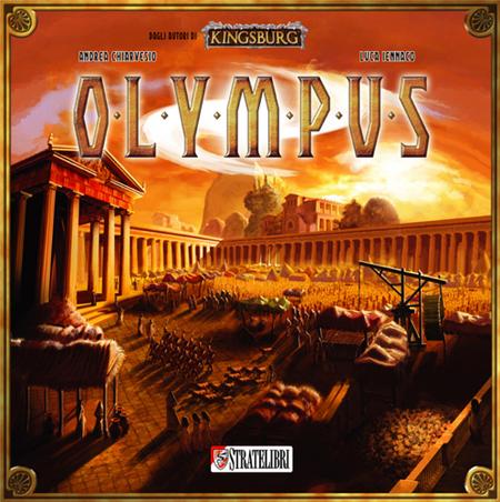 Jogo de Tabuleiro Olympus