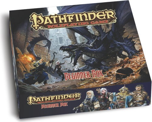Pathfinder Starter Box