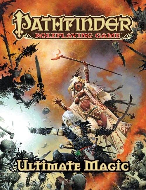 Pathfinder RPG Ultimate Magic