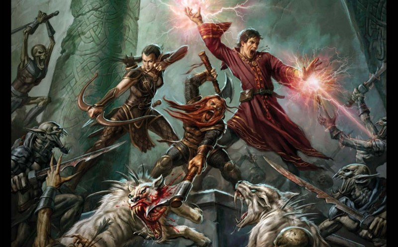 Dragon Age RPG QsR