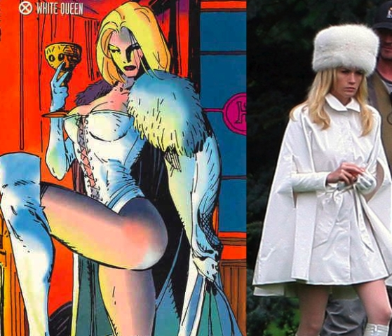 Emma Frost - The White Queen