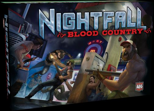 Blood Country - Nova Expansão Para Nightfall