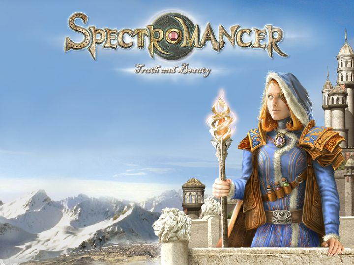 Spectromancer: Truth & Beauty