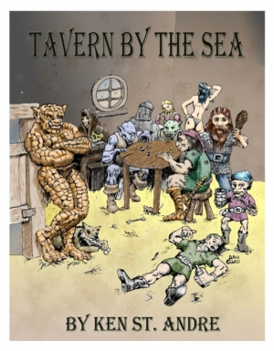 Tunnels & Trolls - Tavern By The Sea