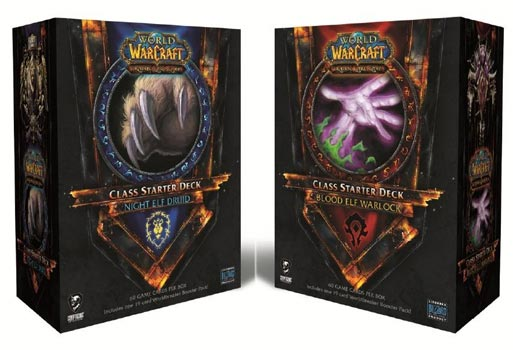 World of Warcraft Class Starter Decks