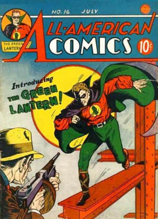All-American Comics # 16