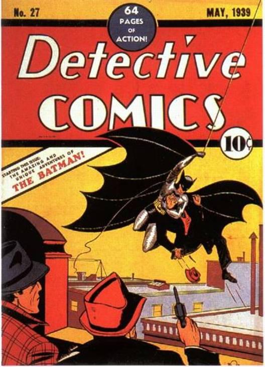 Detective Comics # 27