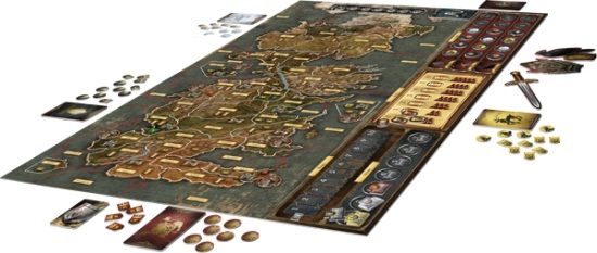 A Game of Thrones - Board Game