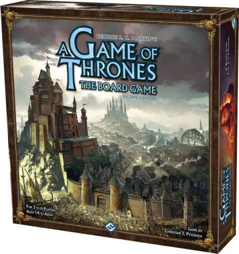 A Game of Thrones - Nova Edição do Board Game