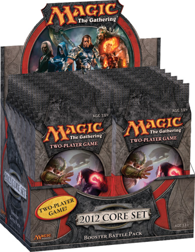 Magic Booster Battle Packs