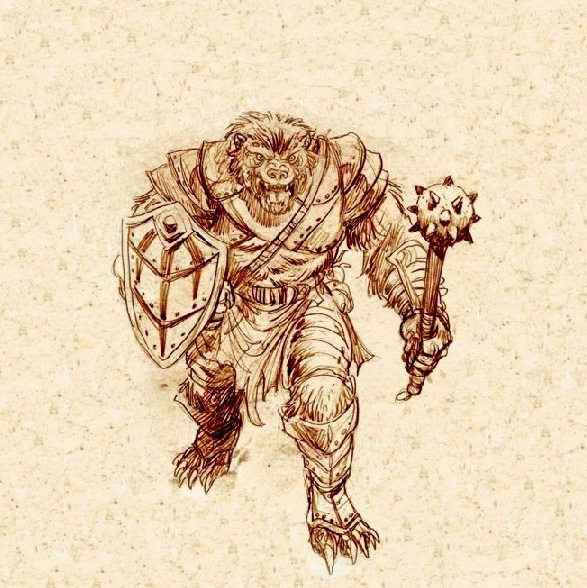 Preview da Hacklopedia of Beasts - Bugbear