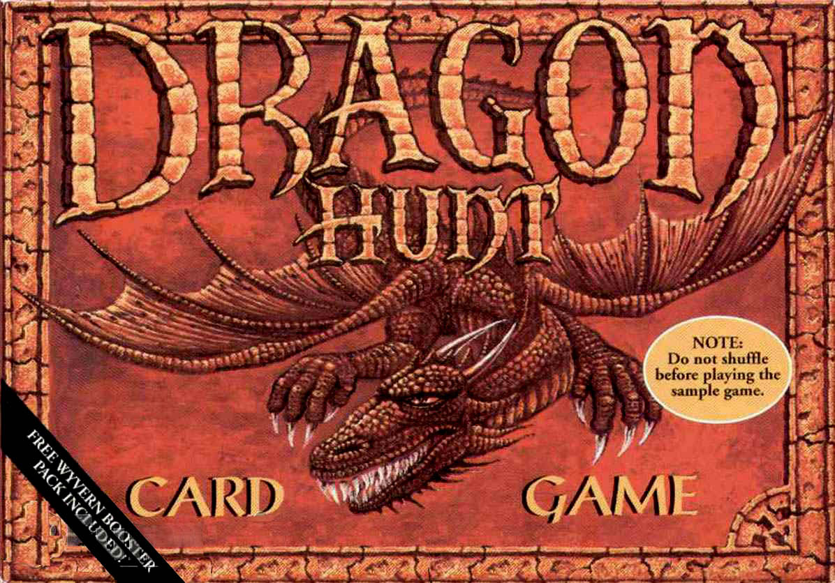 Dragon Hunt US Games System