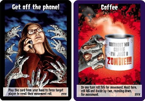 Feeding the Addiction Cards