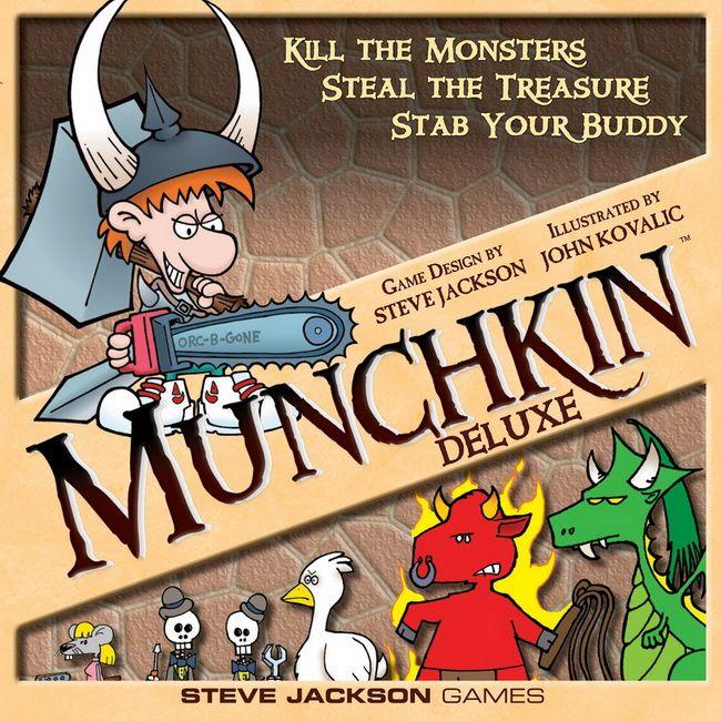Munchkin 10 anos