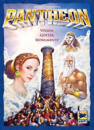 Pantheon - Rio Grande Games