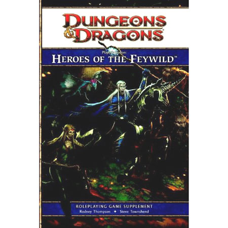 Players Option - Heroes of Feywild