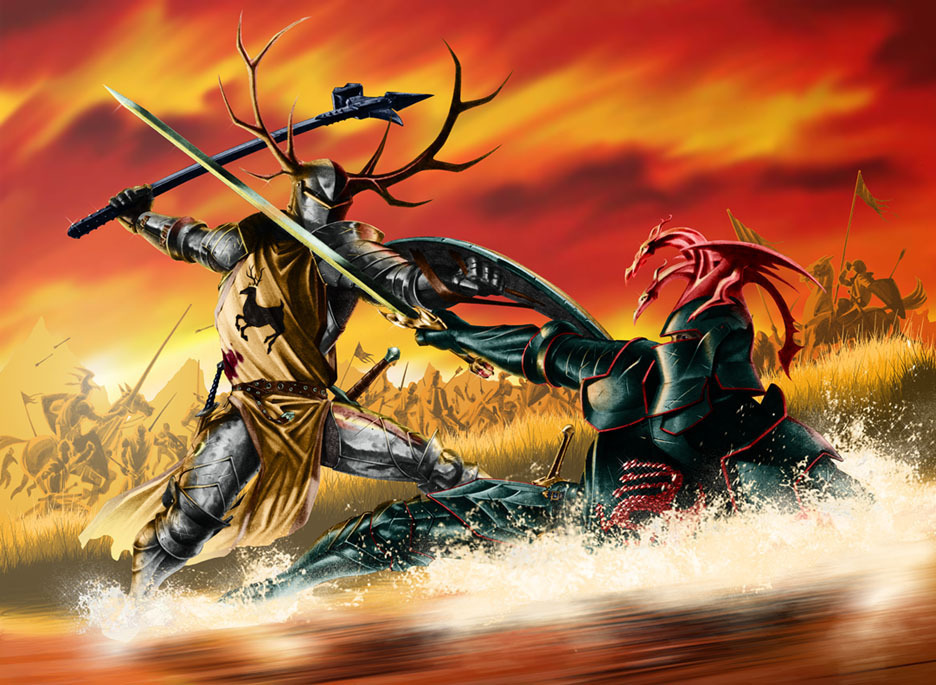 Rhaegar vs Robert