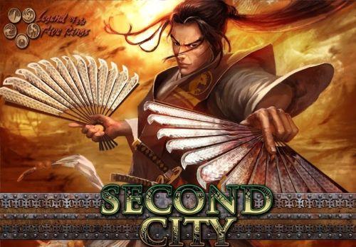 Second City: Nova Expansão para Legend of the Five Rings