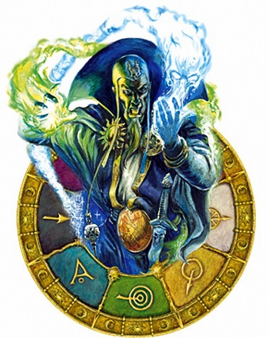Storm of Magic Wizards Wheel