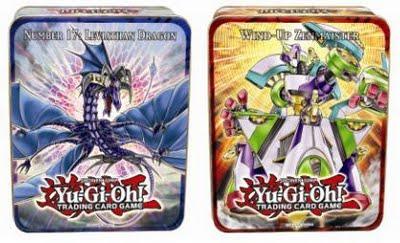 Yu-Gi-Oh Tins 2011