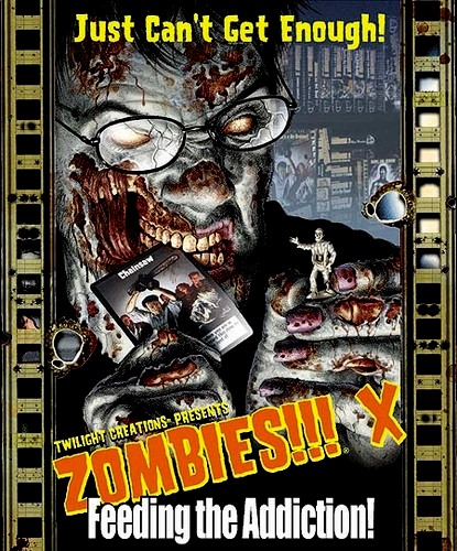 Zombies!!! 10 Feeding the Addiction Expansion