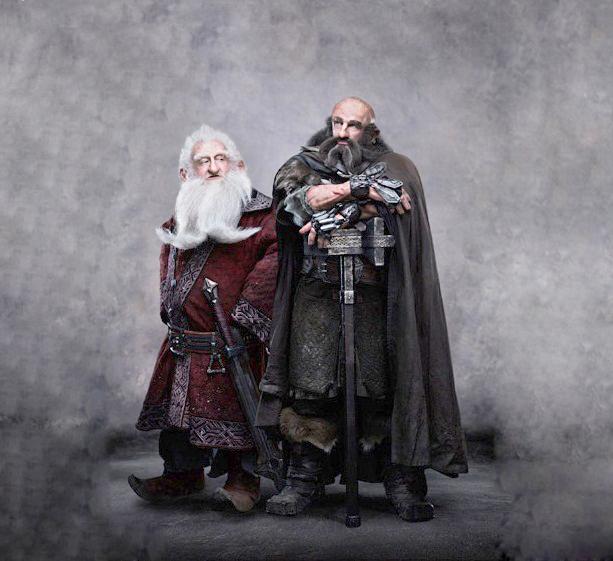 O Hobbit: Balin e Dwalin