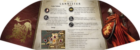 lannister player screen