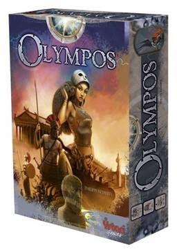 Rio Grande Games Olympos