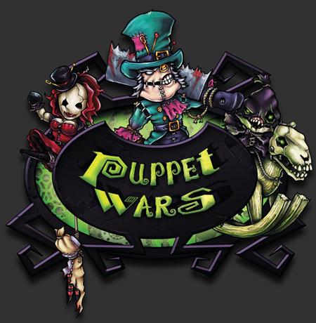 Puppet Wars - Prévia do Wargame