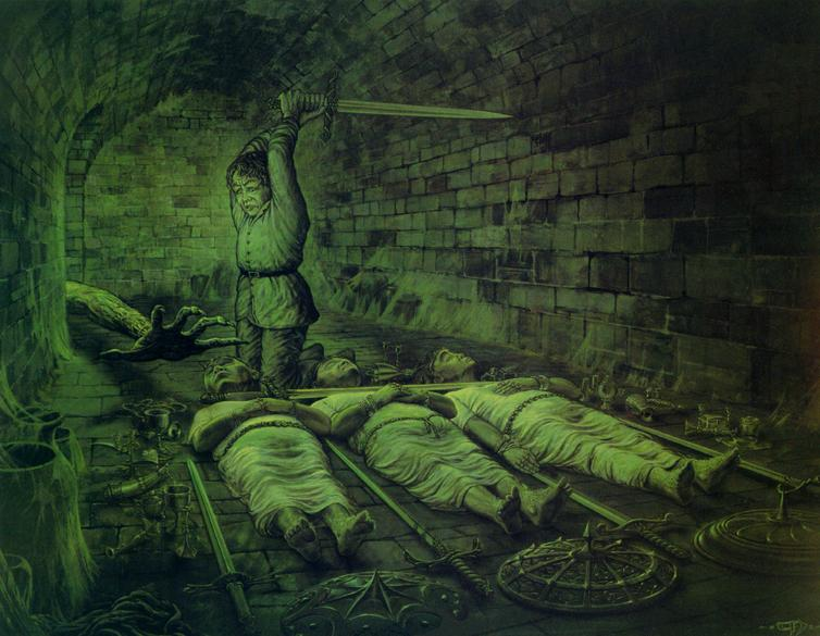 Kingdom of Graves: Reino dos Mortos Para Pathfinder RPG