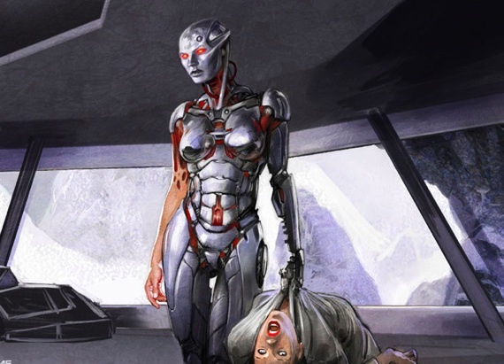 Battlestar Galactica: Blood and Chrome - The Enemy