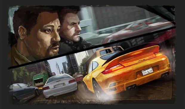 "Driver: San Francisco – Demo ""Hands On"""