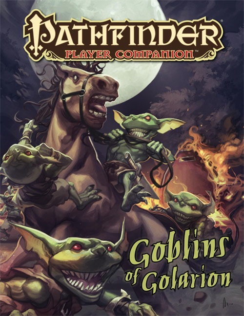 Goblins of Golarion