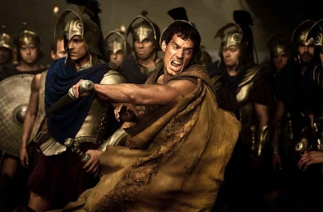 Novo Trailer de Immortals
