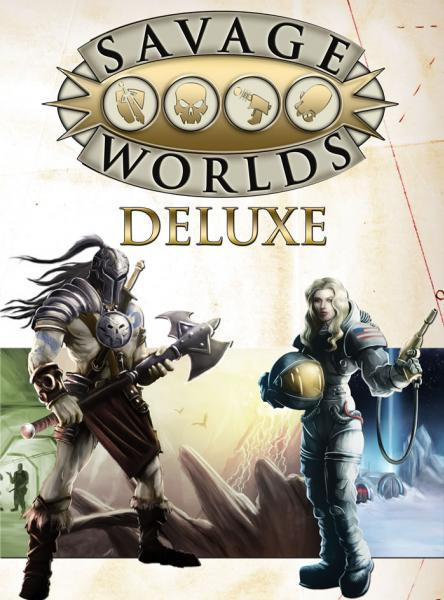 Savage World Deluxe