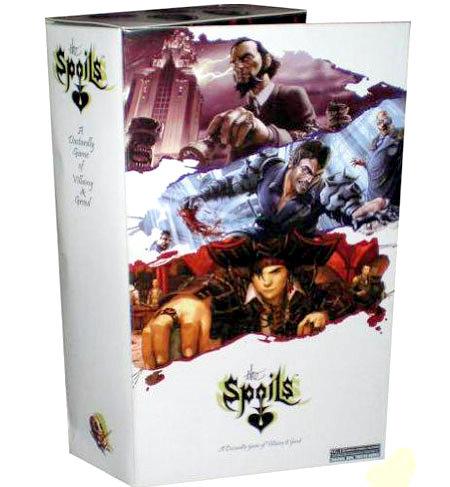 Spoils Starter Box