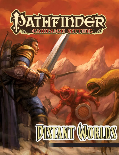 Pathfinder - Distant Worlds