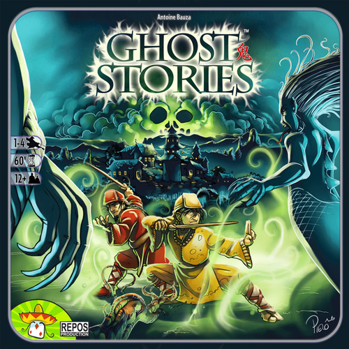 Ghost Storyes Board Game