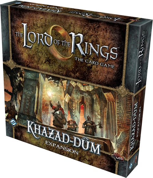 Lord of the Rings Card Game: Khazad-Dum