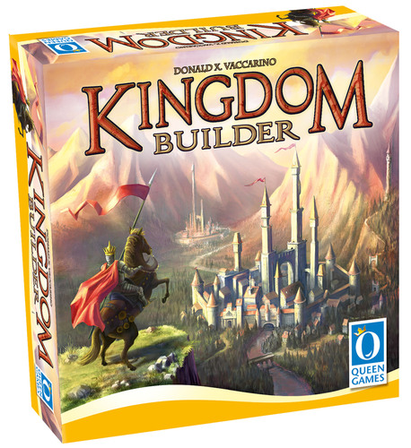 Kingdom Builder Caixa