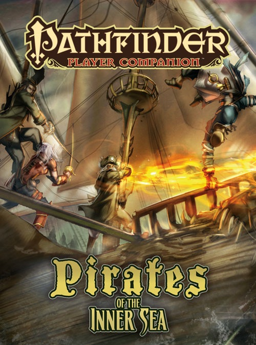 Pathfinder: Pirates of the Inner Sea