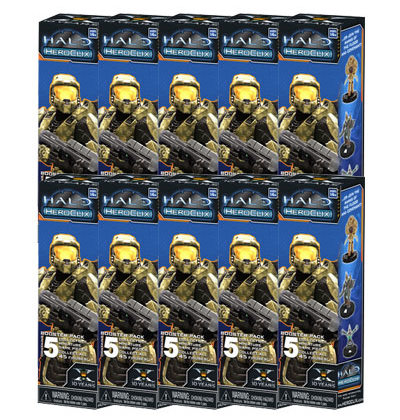 Halo HeroClix 10 Anniversary Booster