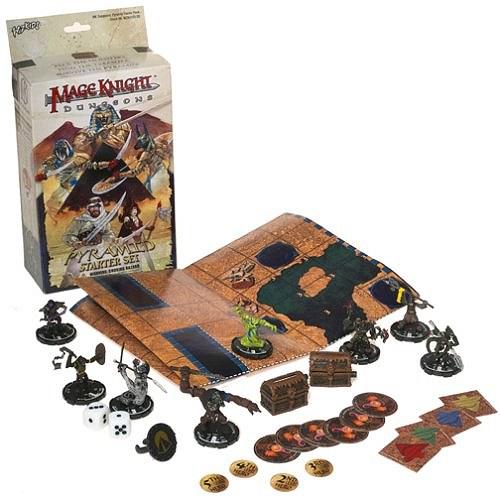 mage knight jogo de tabuleiro
