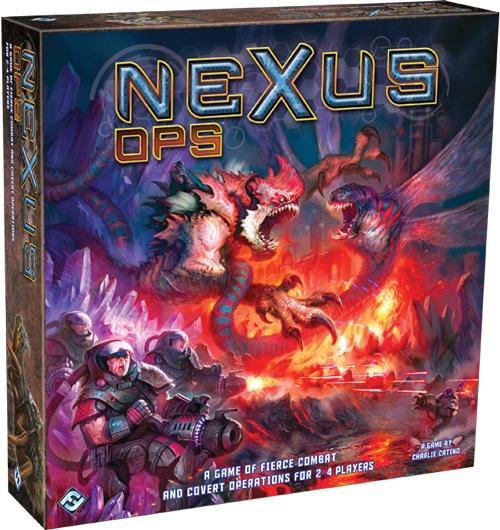 Nova Edição de Nexus Ops